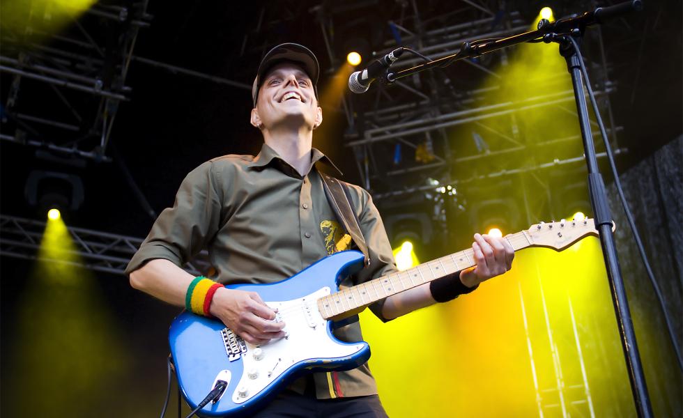 Rootvalta Nicklas Gitarr