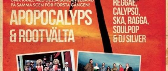 Rootvalta Apopo Calyps Borlange Galaxen